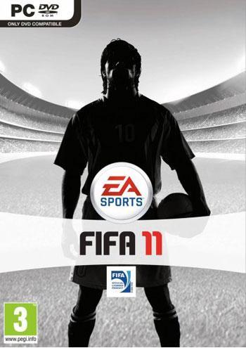 fifa11 cover دانلود بازی فوق العاده زیبای Fifa 11